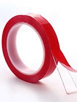 Недорогие -300см прозрачный силиконовый двусторонний скотч для высокопрочного автомобиля без наклейки отпечатков пальцев