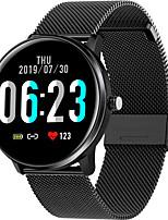 Недорогие -MX6 Smart Watch BT Поддержка фитнес-трекер уведомлять / пульсометр спортивные SmartWatch совместимые телефоны Iphone / Samsung / Android