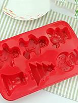 Недорогие -1шт кремнийорганическая резина Необычные гаджеты для кухни Десертные инструменты Инструменты для выпечки