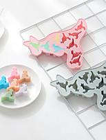 Недорогие -2pcs силикагель Многофункциональный Очаровательный 3D Повседневное использование Печенье Для приготовления пищи Посуда Формы для пирожных Инструменты для выпечки