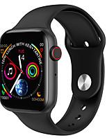 Недорогие -Смарт Часы Цифровой Современный Спортивные силиконовый 30 m Защита от влаги Пульсомер Bluetooth Цифровой На каждый день На открытом воздухе - Черный Белый