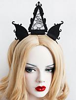 Недорогие -Жен. Винтаж модный Мода Ткань Железо Хайратники Halloween Для клуба