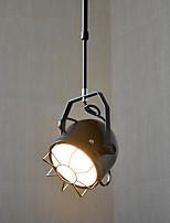 Недорогие -Оригинальные Подвесные лампы Рассеянное освещение Окрашенные отделки Металл Защите для глаз 110-120Вольт / 220-240Вольт