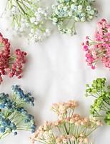 Недорогие -Искусственные Цветы 1 Филиал Классический Для вечеринки европейский Перекати-поле Букеты на стол