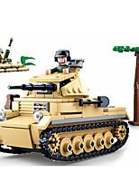 Недорогие -Конструкторы 356 pcs совместимый Legoing трансформируемый Все Игрушки Подарок