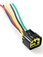 Недорогие -6-контактный разъем жгута проводов cdi жгута проводов разъем для yamaha ybr125 jym125