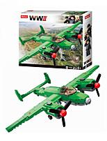 Недорогие -Конструкторы 311 pcs совместимый Legoing трансформируемый Все Игрушки Подарок