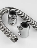 Недорогие -24 гибких верхних / нижних шланга радиатора из нержавеющей стали хромированные колпачки v8