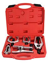Недорогие -передний конец сервисный набор инструментов шаровой шарнир рулевой тяги комплект съемник съемник 5 шт.