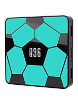 Недорогие -Q96 Smart TV Box Android 9,0 RK3229 четырехъядерный UHD 4 К голосовое управление медиа-плеер 2 ГБ / 16 ГБ 2,4 г Wi-Fi TV TV Android видео плеер