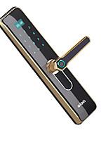 Недорогие -Factory OEM R186 сплав цинка Замок / Блокировка отпечатков пальцев / Интеллектуальный замок Умная домашняя безопасность Android система Отпирание отпечатка пальца / Разблокировка пароля