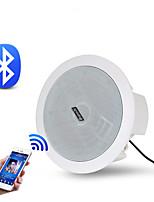 Недорогие -Активный потолочный динамик Bluetooth не требует усилителя для поддержки управления мобильным телефоном