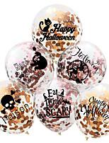 Недорогие -Воздушный шар эмульсионный 20 Halloween