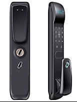 Недорогие -Factory OEM D-F5 сплав цинка Замок / Блокировка отпечатков пальцев / Интеллектуальный замок Умная домашняя безопасность Android система RFID / Отпирание отпечатка пальца / Разблокировка пароля