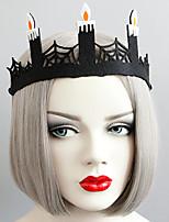 Недорогие -Жен. Винтаж модный Мода Ткань Хайратники Halloween Тематическая вечеринка