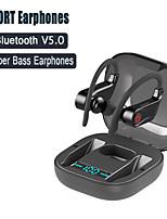 Недорогие -LITBest LX-Q62pro TWS True Беспроводные наушники Беспроводное EARBUD Bluetooth 5.0 С микрофоном