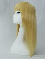Недорогие -LOL Косплей Косплэй парики Жен. 60 дюймовый Золотой Аниме