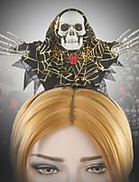 Недорогие -Жен. лакомство Массивный Винтаж Резина пластик Хайратники Halloween Тематическая вечеринка