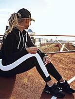 Недорогие -Жен. Штаны для йоги Мода Бег Фитнес Тренировка в тренажерном зале Велоспорт Колготки Спортивная одежда Дышащий Влагоотводящие Быстровысыхающий Подтяжка Эластичность Обтягивающие