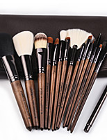 cheap -Professional Makeup Brushes 15pcs Soft Cool Wooden / Bamboo for Foundation Brush Eyeshadow Brush Makeup Brush Set