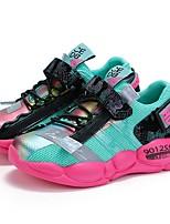 Недорогие -Мальчики / Девочки Flyknit Спортивная обувь Маленькие дети (4-7 лет) Удобная обувь Беговая обувь Черный / Зеленый / Бежевый Осень