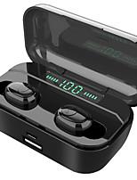 Недорогие -LITBest G6S TWS True Беспроводные наушники Беспроводное Путешествия и развлечения Bluetooth 5.0 Стерео