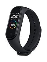 Недорогие -Mi Band 4 Smart Watch Bluetooth 5.0 фитнес-трекер поддержка уведомлений / монитор сердечного ритма совместимые телефоны Samsung / Huawei / Iphone / Android (версия для Китая)