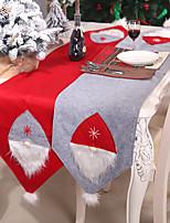 Недорогие -Рождество скатерти бегунов кухня моющиеся обеденный стол коврики xams праздничные украшения navidad украшения дома