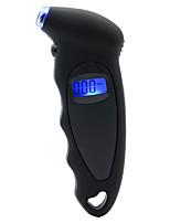 Недорогие -датчик давления в шинах 0-150 фунтов на квадратный дюйм высокой точности цифровой фон манометр давления в шинах
