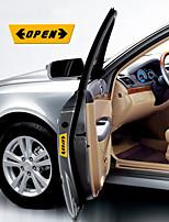 Недорогие -4 шт. / Комплект автомобиля с отражающими предупреждающими знаками, чтобы открыть аксессуары для наружных дверей наклейки