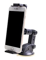 Недорогие -2 в 1 автомобильный держатель телефона крепление на лобовом стекле подставка для мобильного телефона