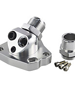 Недорогие -Корпус термостата с поворотной шейкой для серии K, шланг радиатора K24, K Swap