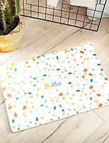 Недорогие -1шт Modern Коврики для ванны Специальный материал Винтаж 5mm Ванная комната Очаровательный / Творчество / Противоскользящий