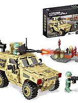 Недорогие -Конструкторы 451 pcs совместимый Legoing Очаровательный Все Игрушки Подарок