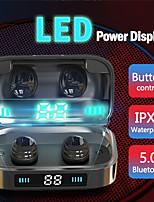 Недорогие -LITBest LX-H01 TWS True Беспроводные наушники Беспроводное EARBUD Bluetooth 5.0 С подавлением шума