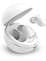 Недорогие -LITBest LX-A10 TWS True Беспроводные наушники Беспроводное EARBUD Bluetooth 5.0 С подавлением шума