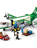 Недорогие -Конструкторы 383 pcs совместимый Legoing трансформируемый Все Игрушки Подарок