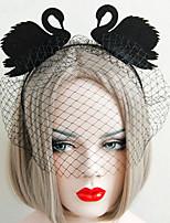 Недорогие -Жен. Массивный Винтаж Мода Ткань Железо Хайратники Для вечеринок Halloween