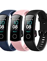 Недорогие -Huawei Honor Band 4 смарт-браслет Bluetooth фитнес-трекер поддержки уведомить&монитор сердечного ритма спортивный водонепроницаемый с amoled цветным экраном совместимый SmartWatch Iphone /
