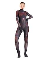 Недорогие -Вдохновлен Косплей Супер-герои / Asuka Аниме Косплэй костюмы Японский Косплей Костюмы Назначение Жен.