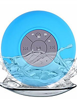 cheap -Waterproof Wireless Mini Speaker BTS-06 Subwoofer Bluetooth Speaker Stereo Shower with Sucker Music Audio Receiver Phone