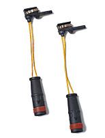 Недорогие -1 пара передний / задний датчик тормозной колодки провода линии 2205400617 для бенз