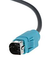 Недорогие -Alpine KCE 236B AUX в адаптер автомобильного аудио данных 1,5 м кабель зарядного устройства для iphone стандартное напряжение 12 В