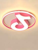 Недорогие -CONTRACTED LED® 2-Light геометрический Потолочные светильники Потолочный светильник Окрашенные отделки Алюминий Диммируемая, LED 110-120Вольт / 220-240Вольт Теплый белый / Холодный белый