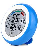 Недорогие -LITBest CJ3305F Мини / Портативные ЖК-цифровой термометр Гигрометр 0°~50°/ 32°~122° Измерение температуры и влажности