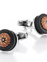 cheap -Cufflinks Fashion Brooch Jewelry Silver For Gift Daily