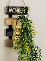Недорогие -Искусственные Цветы 1 Филиал Классический Modern Pастений Ваза