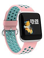 Недорогие -L2 Smart Watch BT Поддержка фитнес-трекер уведомления / пульсометр спортивные умные часы, совместимые с телефонами Apple / Samsung / Android