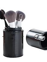Недорогие -профессиональный Кисти для макияжа 6шт Очаровательный Мягкость Новый дизайн удобный Деревянные / бамбуковые за Косметическая кисточка
