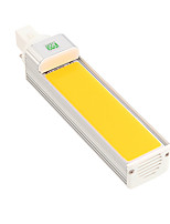 Недорогие -ywxlight&рег; светодиодные двухконтактные светильники G24 COB 12 Вт 1050-1150LM холодный белый / теплый белый светодиодный свет кукурузы горизонтальный штекерный свет (переменный ток 85-265 В)